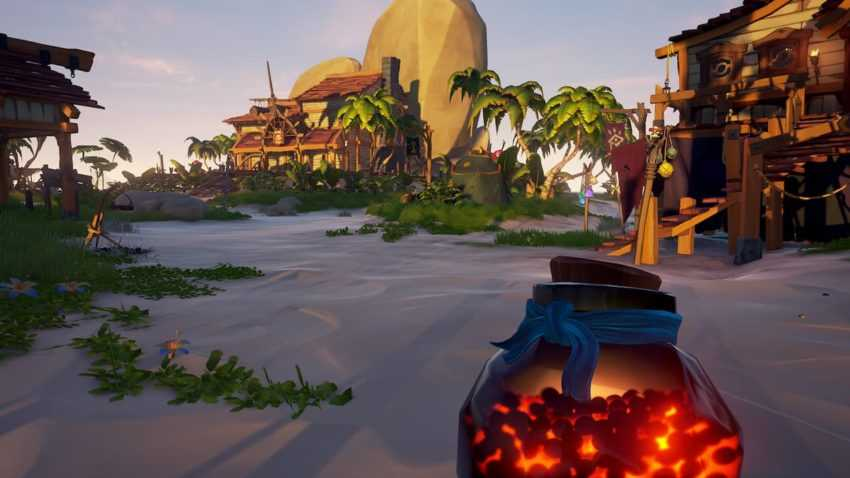 Sea of​​ Thieves