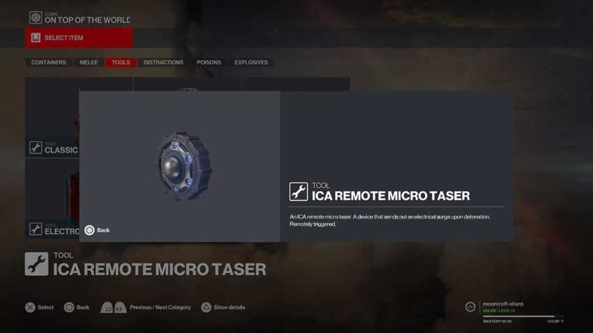 10-best-weapons-in-hitman-3-ice-remote-micro-taser