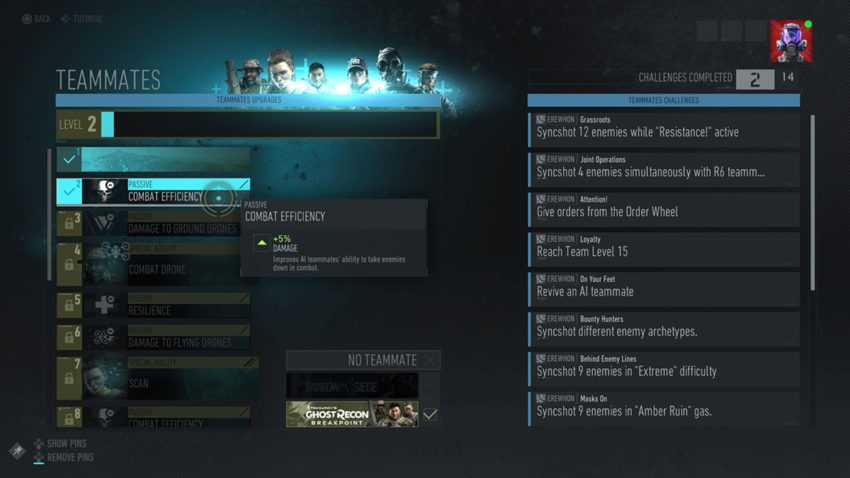 why-earn-teammate-upgrades-in-ghost-recon-breakpoint