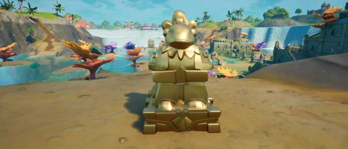 Fortnite Chapter 2 Season 6でStealthy StrongholdとCoral Castleからアーティファクトを襲撃する方法