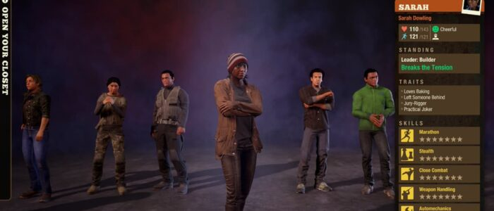 State of Decay2でリーダーを昇進させる方法