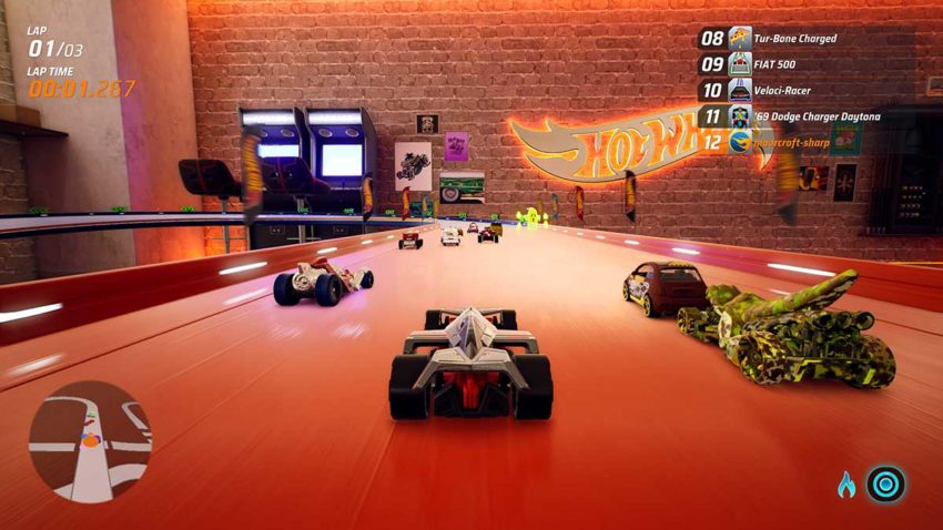push-opponents-into-ghosts-hot-wheels-unleashed