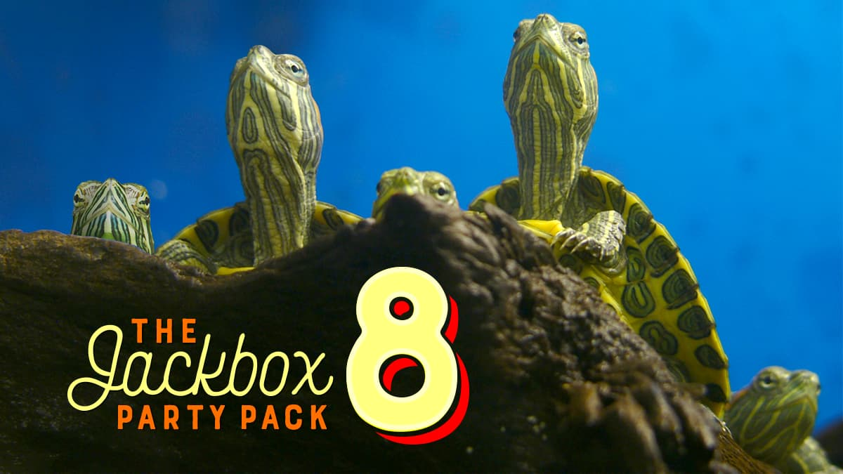 Jackbox Party Pack8にはリリース日があります