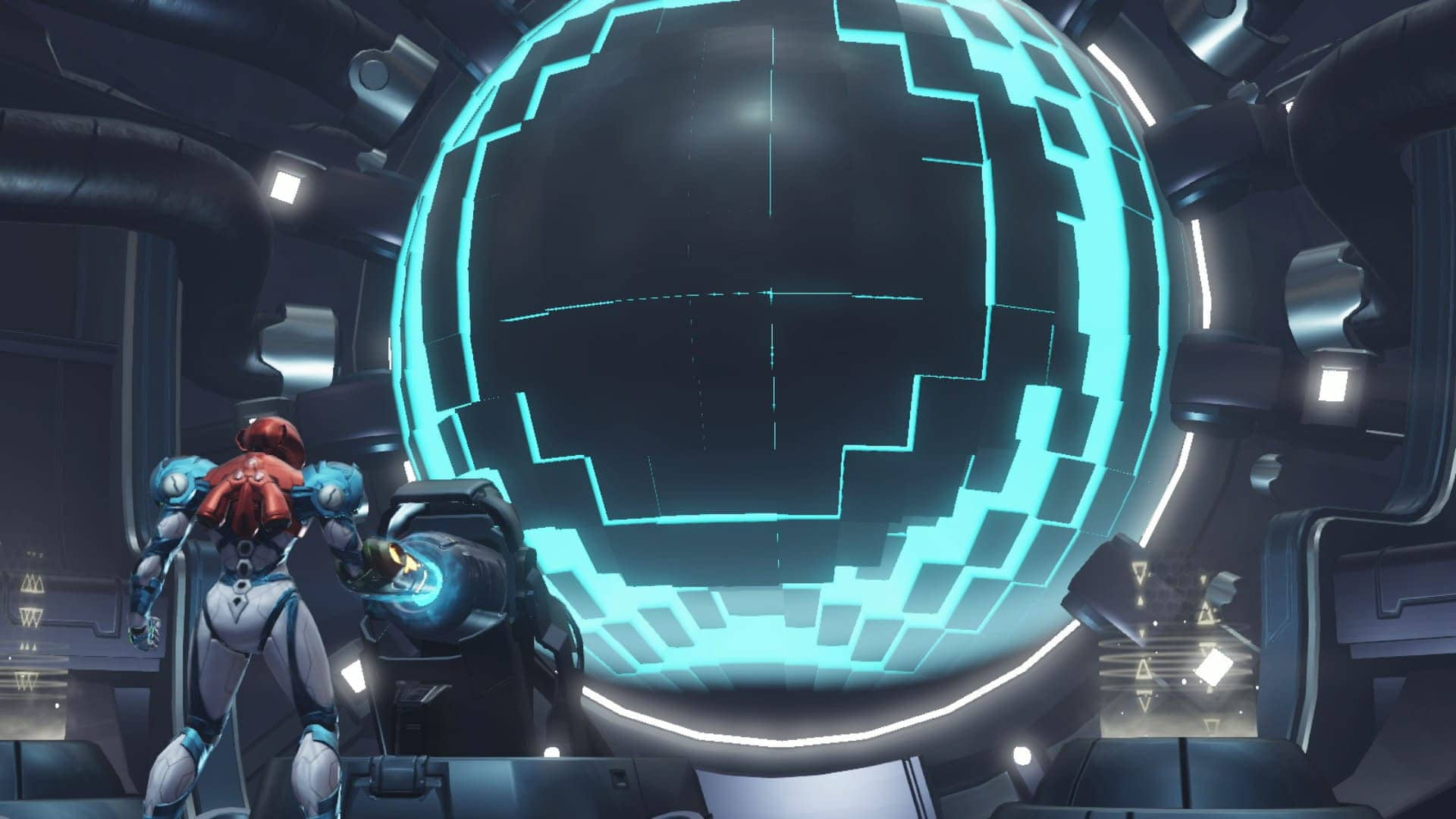 All Network Station locations in Metroid Dread