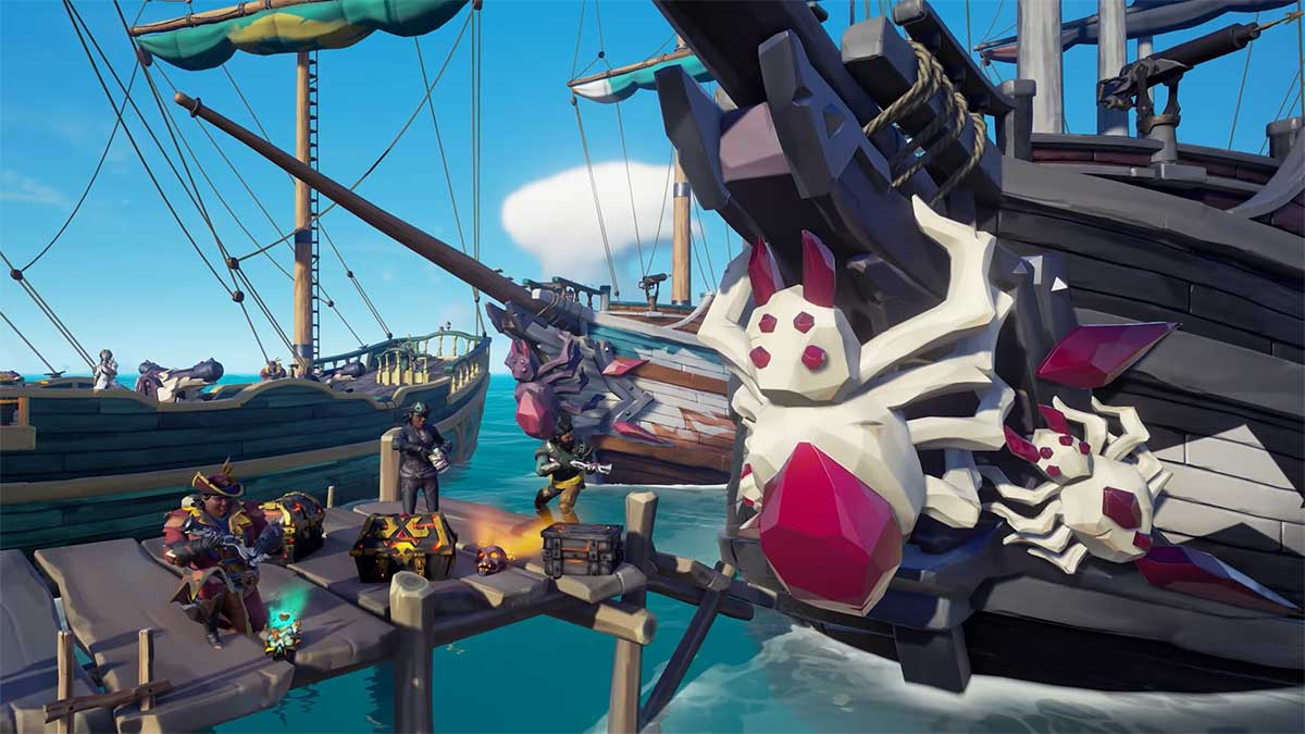 Sea of Thieves Fury of theDamnedイベントが今月始まります